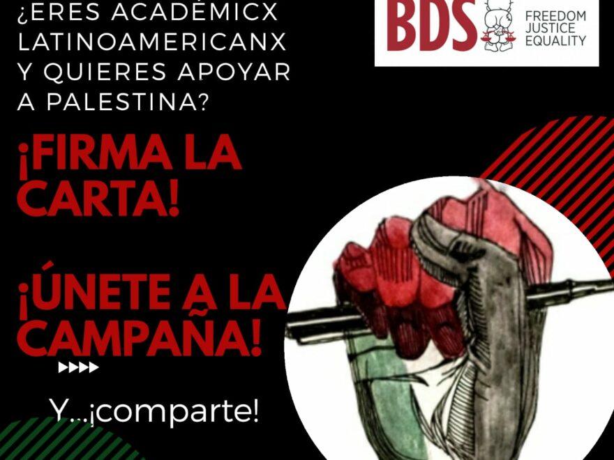 boicot académico a Israel