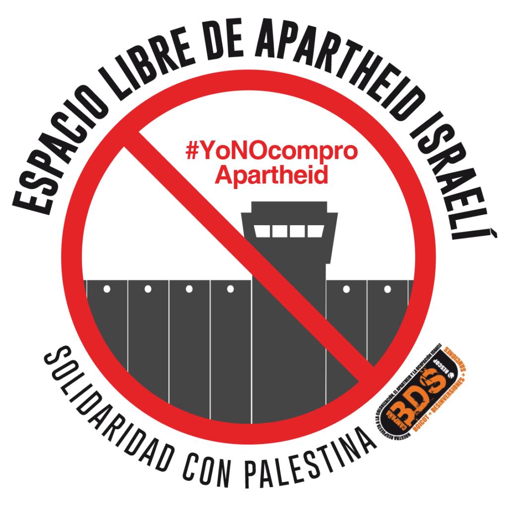 Espacios Libres de Apartheid Israelí